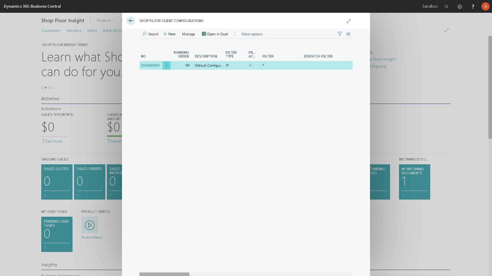 Client Configurations