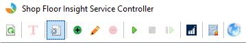 Service Controller Bar