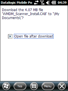 CAB file