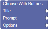 Choose With Buttons
