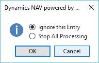 Dynamic NAV